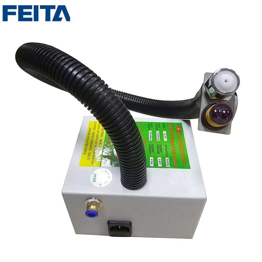 SL-080F Anti-static Ionizing Air Snake Electrostatic Static Eliminator Ion Air Snake with Sensor