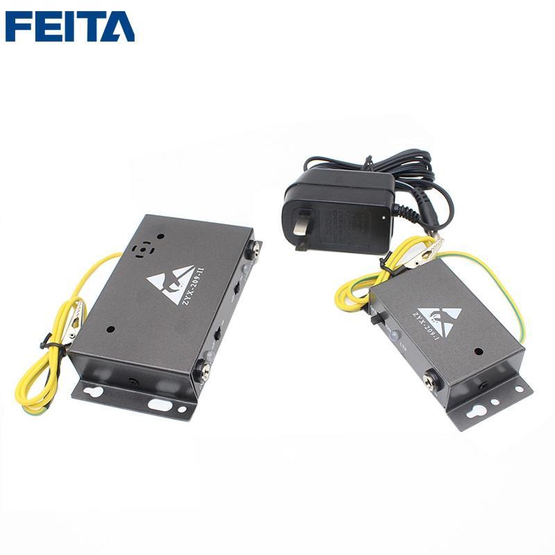 ZYX-209-I, ZYX-209-II Auto-alarm Antistatic ESD Wrist Strap Online Monitor