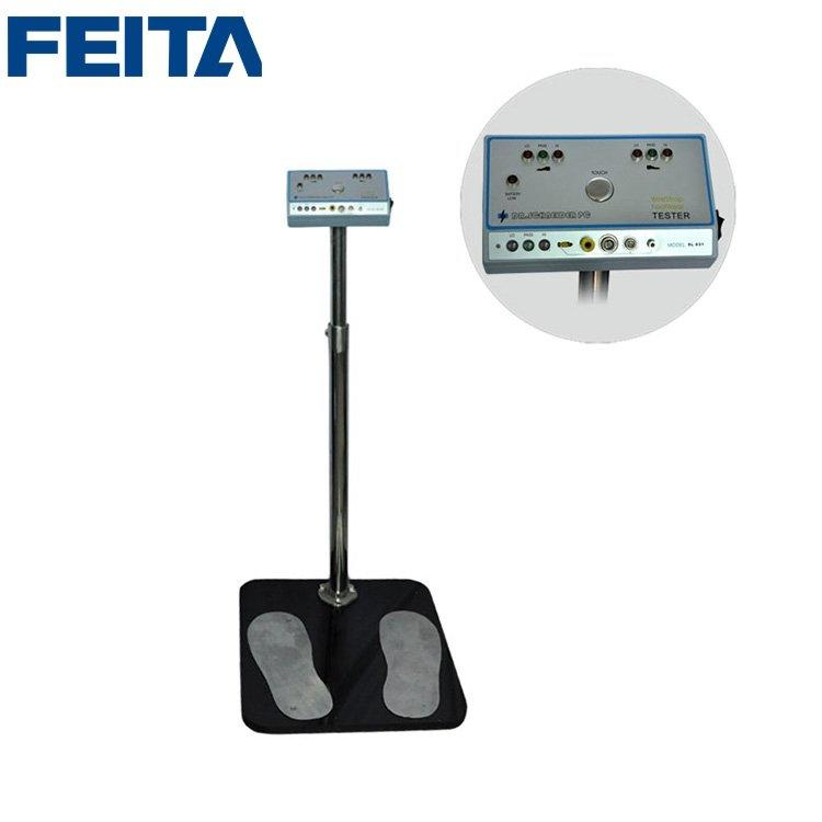 SL-031 Human Surface ESDTester Anti-static Resistance Meters with Two Feet Platform