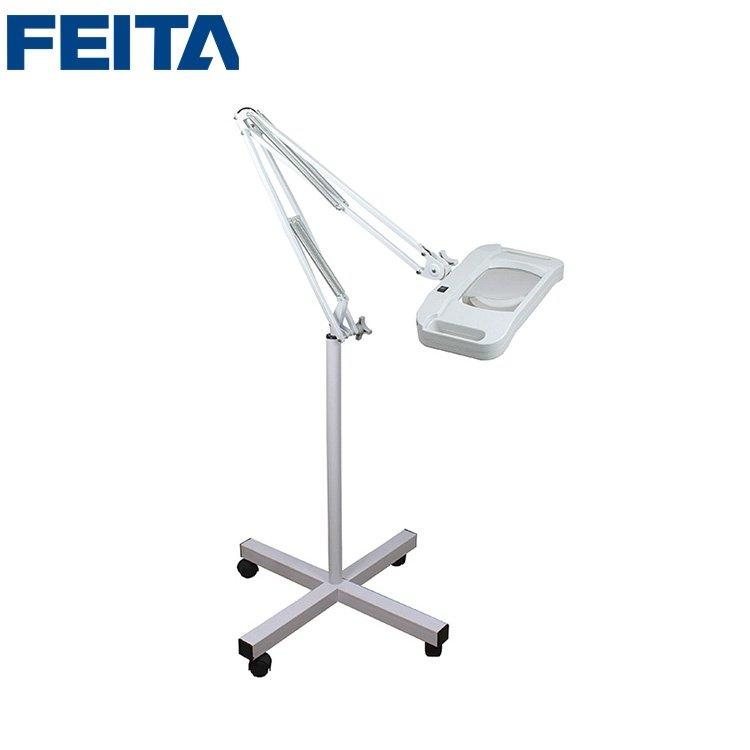 LT-86F LED Light Source Magnifying lamp with Floor Foot