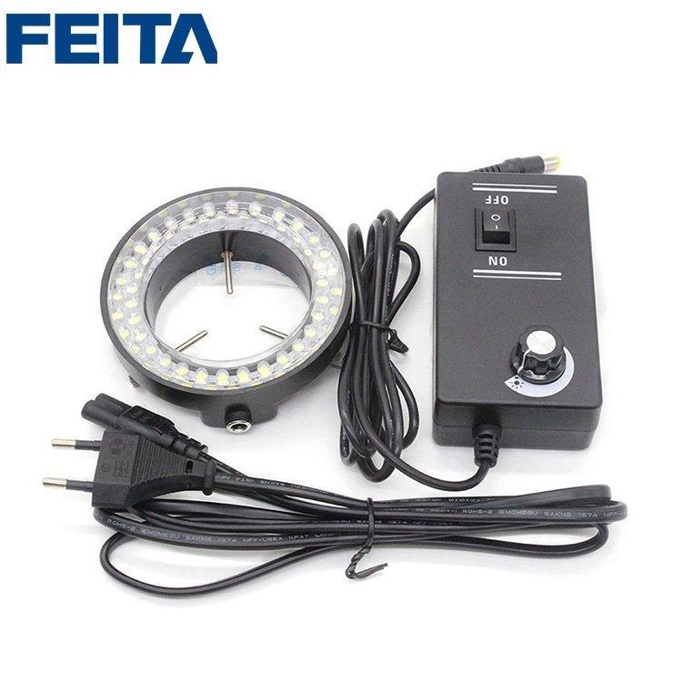 FT-6043 LED Adjustable Light Illumination Lamp For Stereo  Microscope