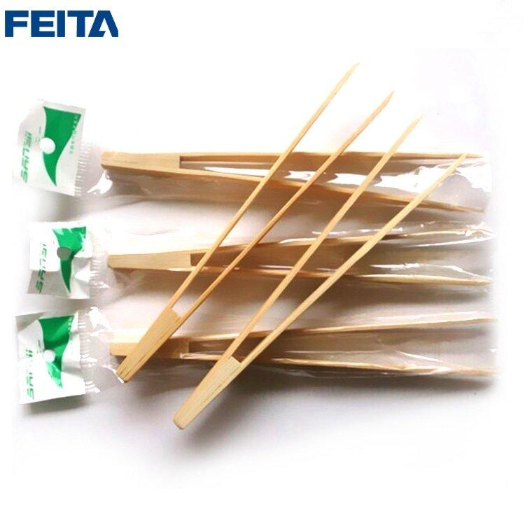 Anti-static bamboo tweezers