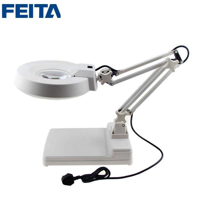 LT-86C Desktop Magnifying Lamp with LED Light Source