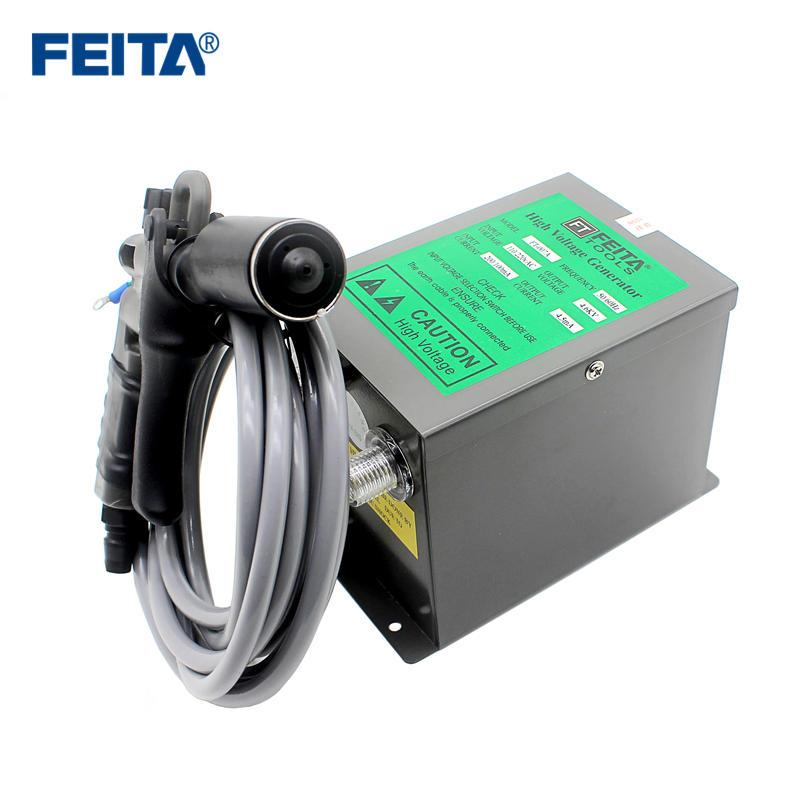 FT-004C Ion Air Gun+FT-007 Power Supply Antistatic Ionizing Air Blow Gun, ESD Ionizer Air Spray Guns, Static Eliminate Ionizing