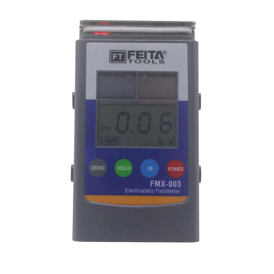 FEITA FMX-003 Portable Measuring Device Electrostatic Field Tester Meters